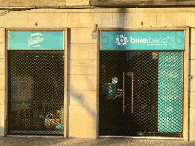 ein Fahrrad ausleihen in Lissabon