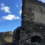hinterhaus castle above the danube