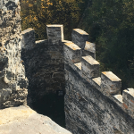 hinterhaus castle inside