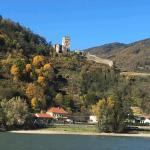 hinterhaus castle spitz