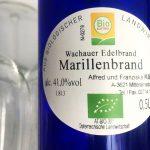 Bio-Marllenschnaps-Wachau