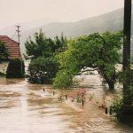 Donauradweg-Radlerrast-Wachau-Hochwasser2002