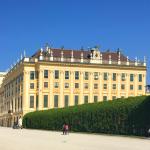 Donauradweg nach Wien Schloss Schönbrunn
