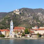 Donauradweg-Wachau-Duernstein-Fruehling Kopie