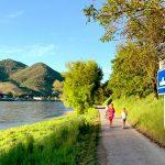 Donauradweg-Wachau-Oberarnsdorf-Spitz
