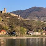 Ruine Hinterhaus in Spitz an der Donau