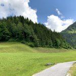 Am Ybbstalradweg vor Opponitz
