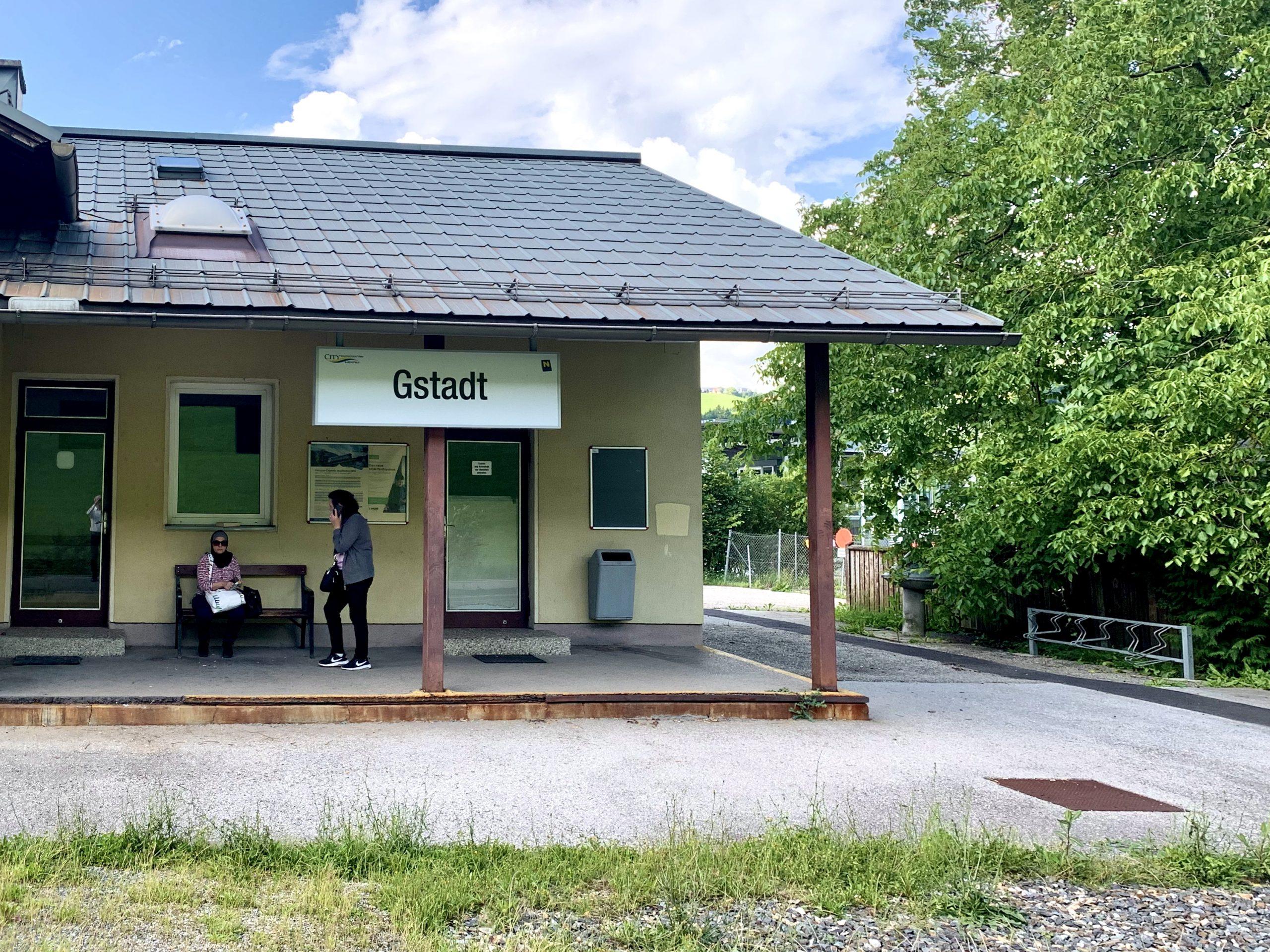 bahnhof gstadt ybbstalbahn