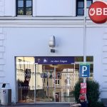 Ybbstalradweg Parkplatz am Bahnhof Waidhofen an der Ybbs