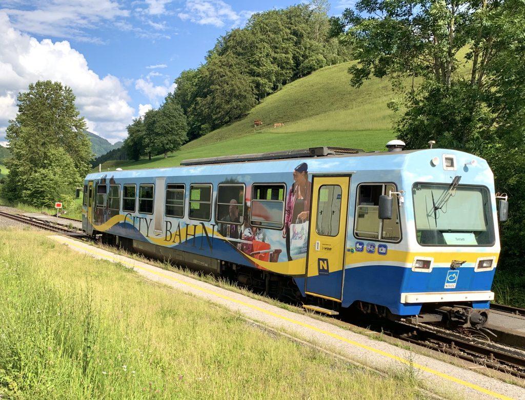 citybahn in gstadt