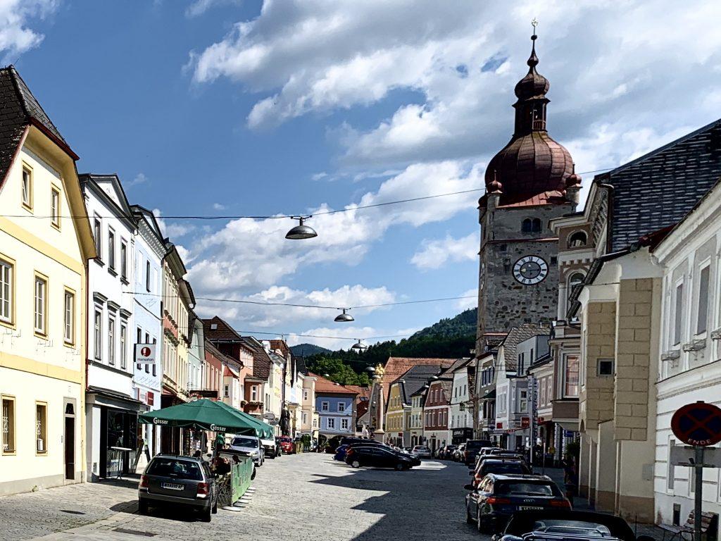 Oberer Stadtplatz Waidhofen an der Ybbs