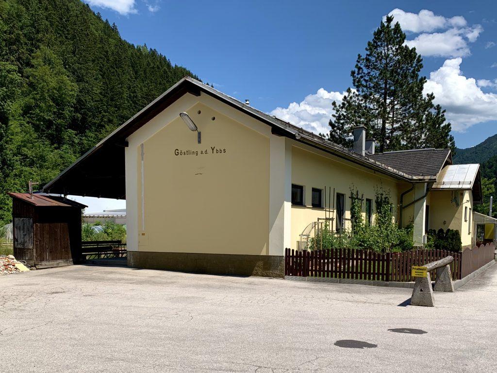 Bahnhof Göstling an der Ybbs