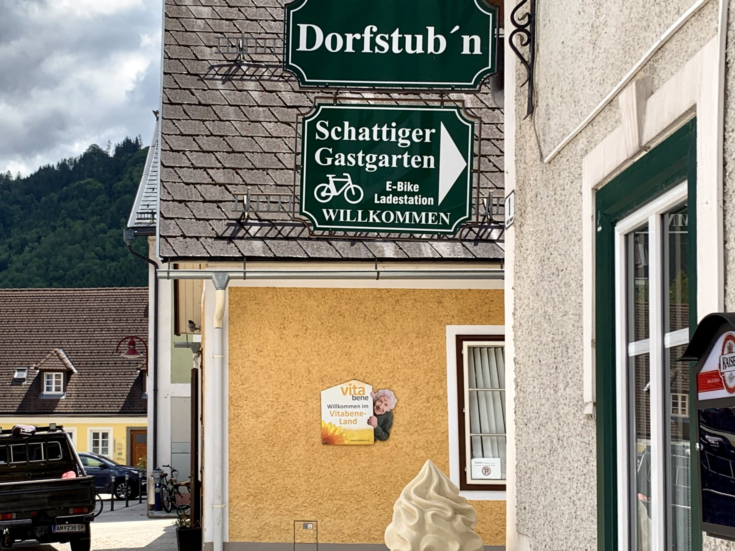 Dorfstubn in Hollenstein an der Ybbs