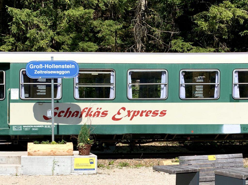 Schafkäs Express