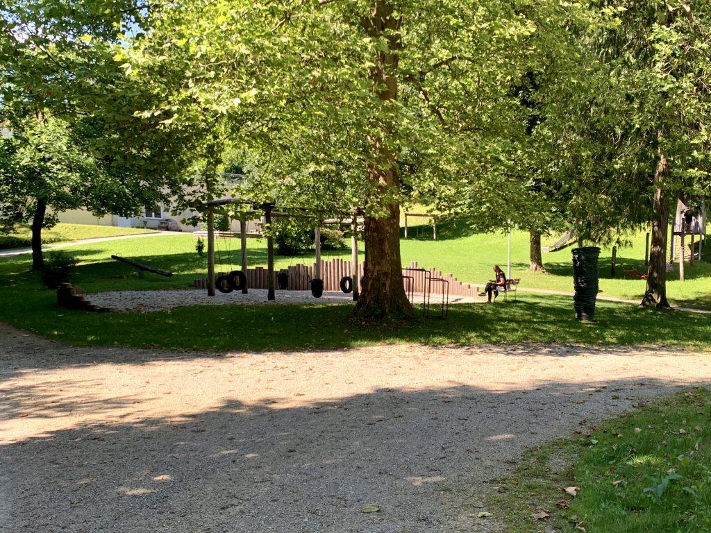 Spielplatz im Dr. Meyer Park