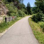 Am Ybbstalradweg nach St. Georgen am Reith