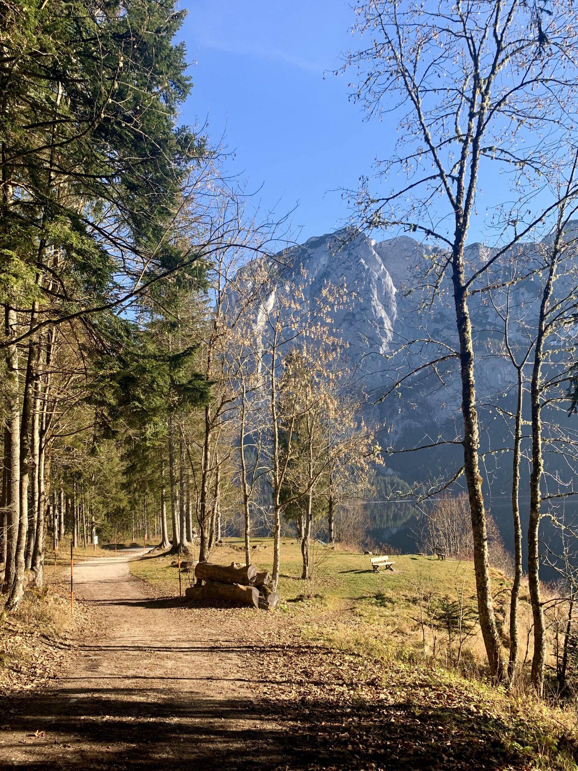 Panoramaweg am Altausseer See