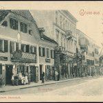 Bad Ischl, Kreuzplatz