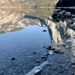 Spiegelung im Altausseer See