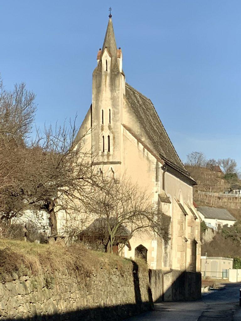 Matthias Kapelle in Förthof