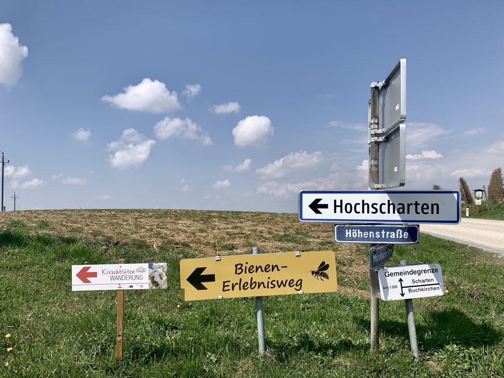 Bienenerlebnisweg