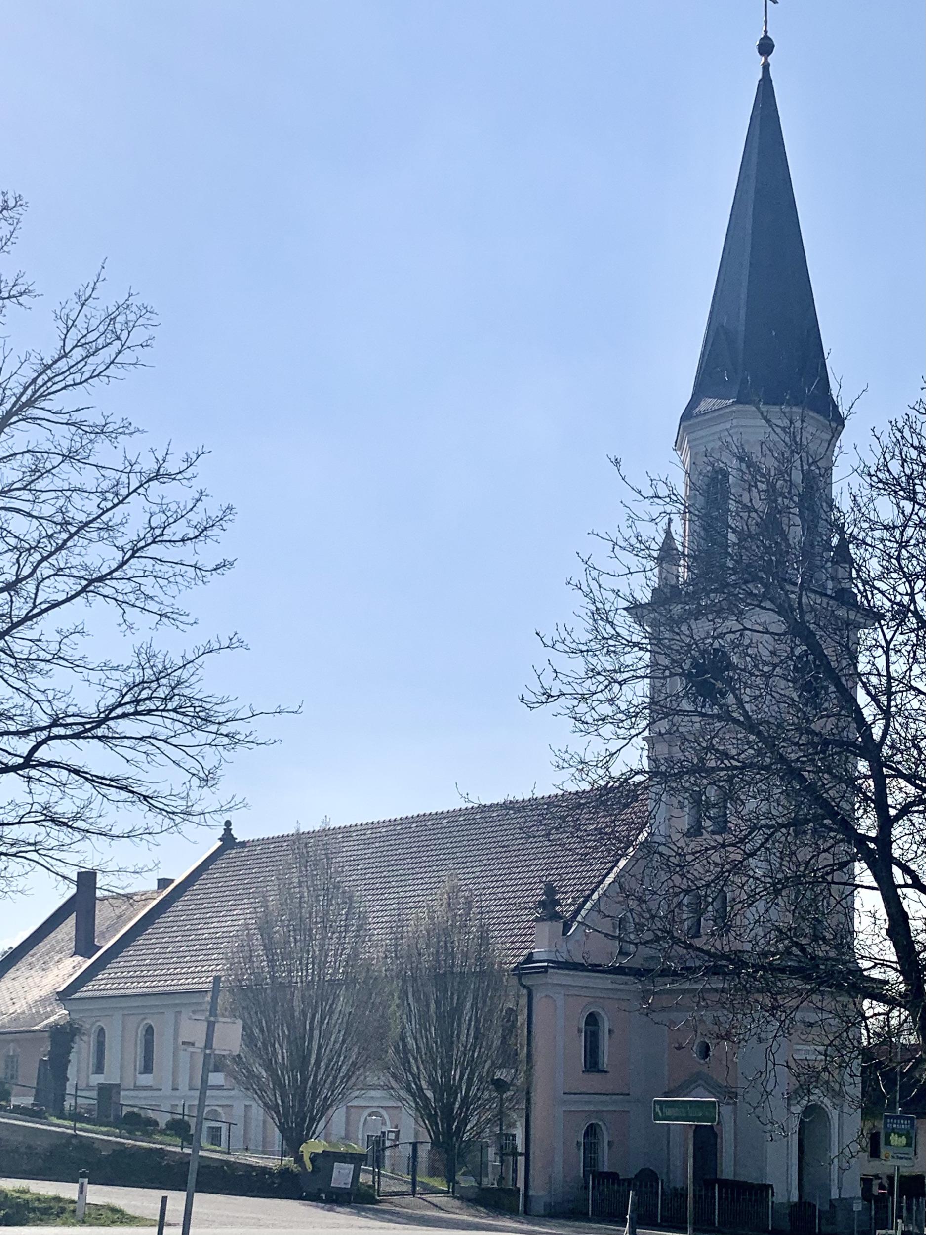 Evangelische Toleranzkirche Scharten