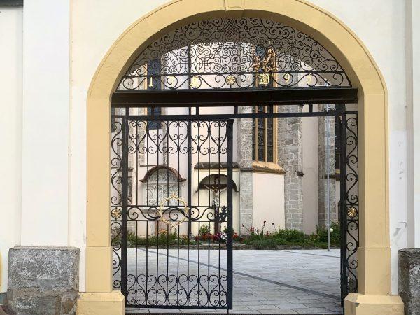 Kirchenhofportal der Pfarrkirche Waidhofen an der Ybbs